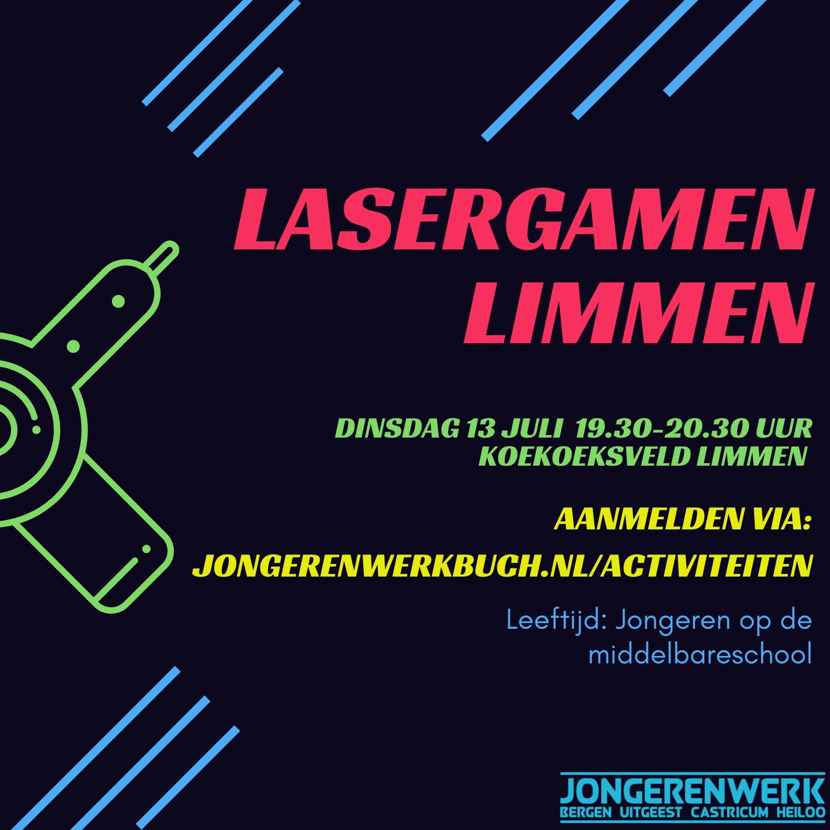 Lasergamen Limmen